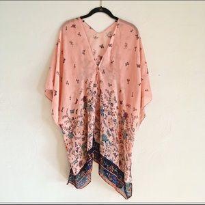 Nordstrom Sheer Kimono